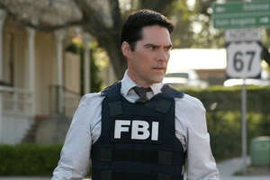 S.A. resident and Spurs fan Thomas Gibson of 'Criminal Minds' is expected at Game 5.