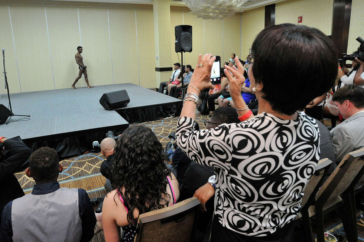 Scenes from the Mr. Handsome competition at the Stamford Sheraton in Stamford, Conn., on Sunday, June 15, 2015.