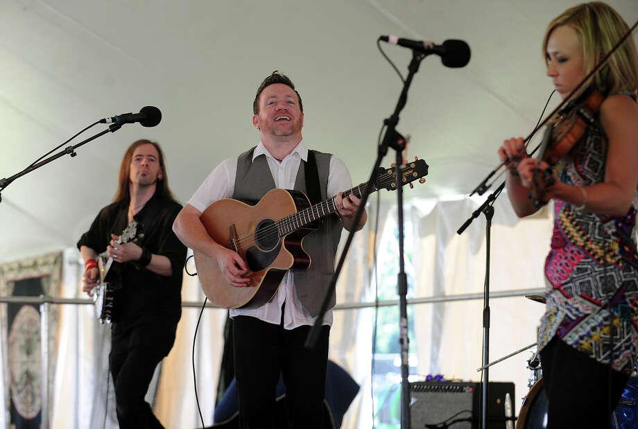 The annual Fairfield County Irish Festival at Fairfield University in Fairfield, Conn. on Sunday, June 15, 2014. Photo: Brian A. Pounds / Connecticut Post