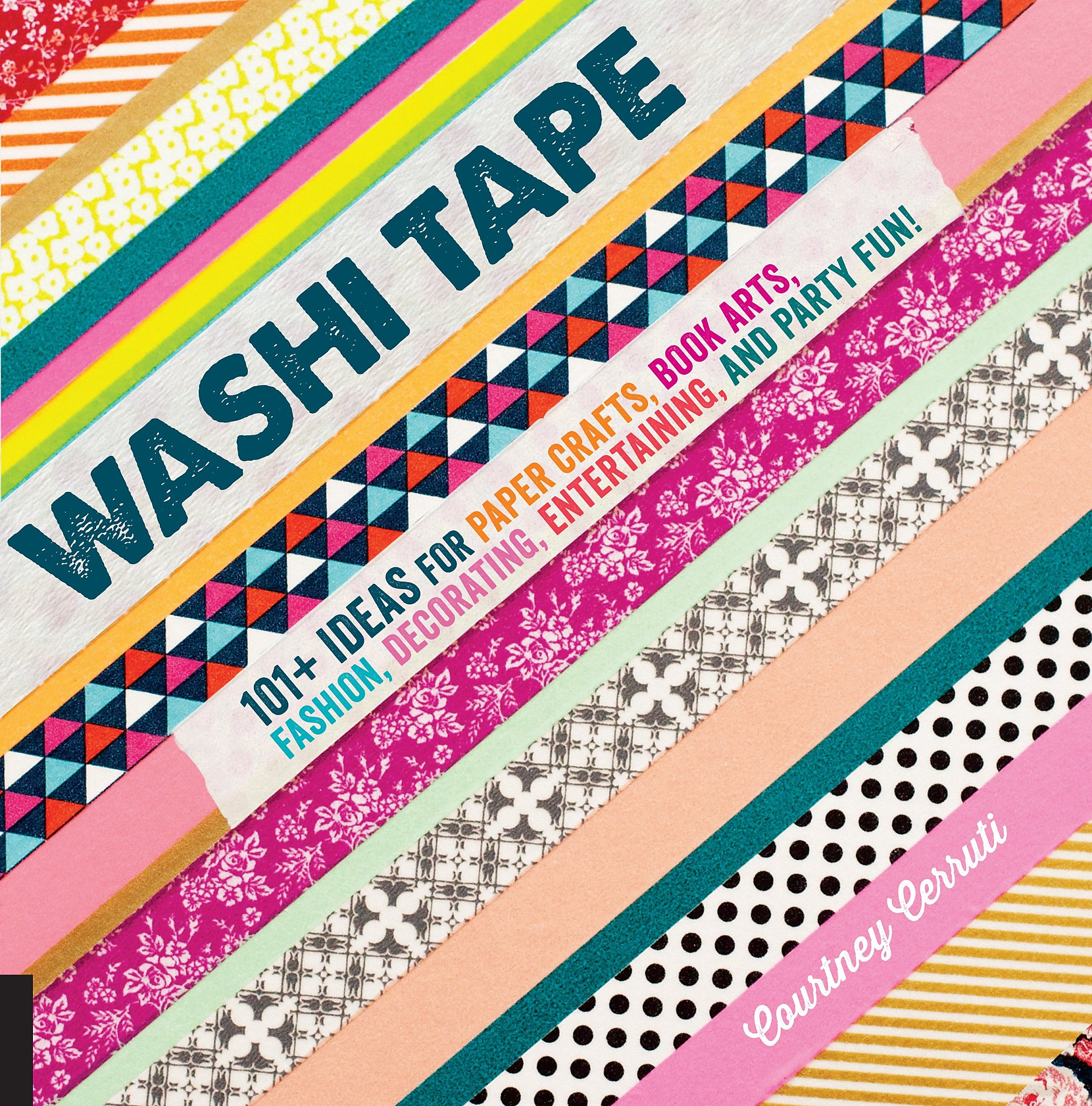 Washi Tape Book Cover Ideas : Books filled with diy ideas for decoration and craft