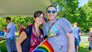 Were You Seen at the Capital PRIDE Parade and Festival in Albany on Saturday, June 14, 2014?