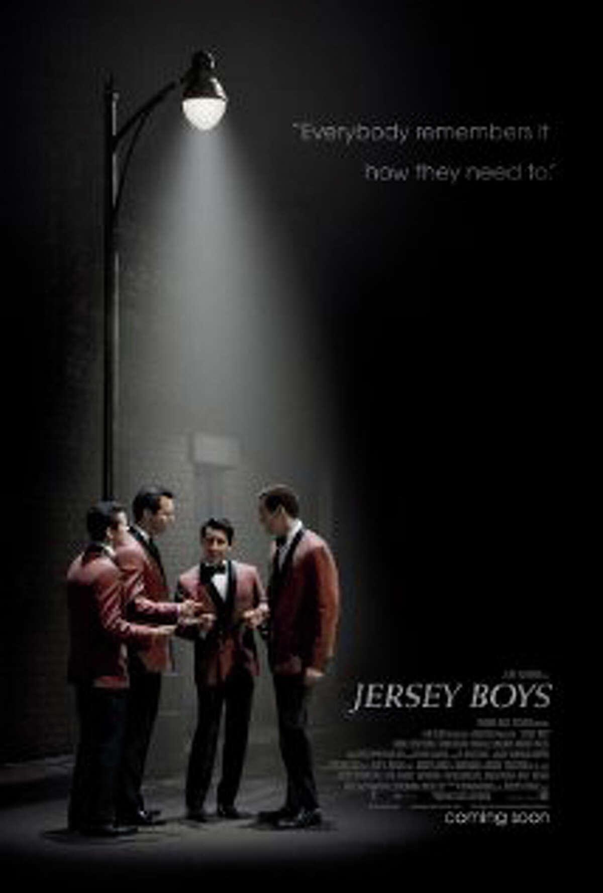 "Our film critic, Susan Granger, reviews ""Jersey Boys."""
