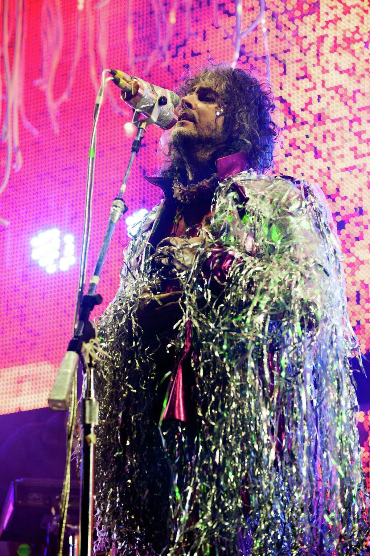 Beloved psych rock weirdos the Flaming Lips will put out