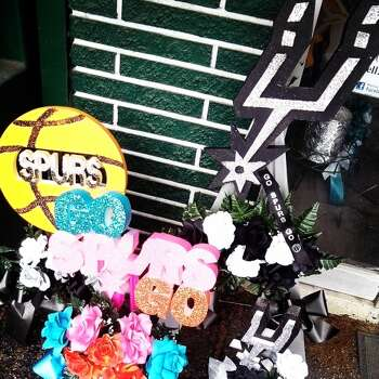 Cemetery Bans Spurs Decorations  San Antonio Expressnews. Sports Room Decor. Fake Snow Decoration. Living Room Hutch Furniture. Decorative Chargers. Large Wall Pictures For Living Room. Living Room Accessories. Living Room Cabinet. Rooms In Gatlinburg Tn