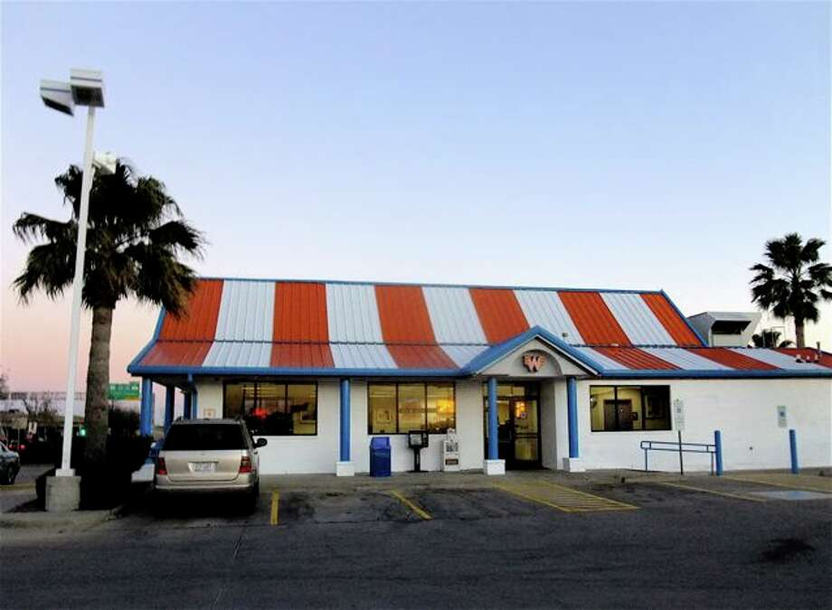 """Two potato,egg and cheese taquitos from Whataburger followed by a beer."" -- Andrew Photo: Alison Cook  / DirectToArchive"