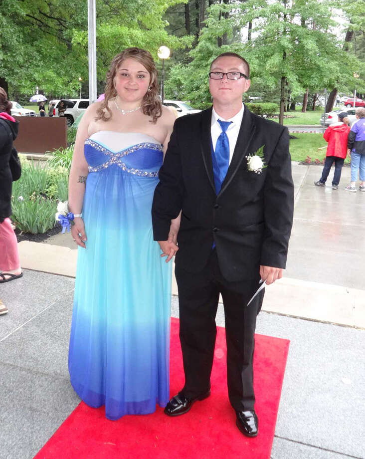Were you Seen at the Ballston Spa High School Senior Prom at the Hall of Springs in Saratoga Springs on Friday, June 13, 2014? Photo: Deb Smarro
