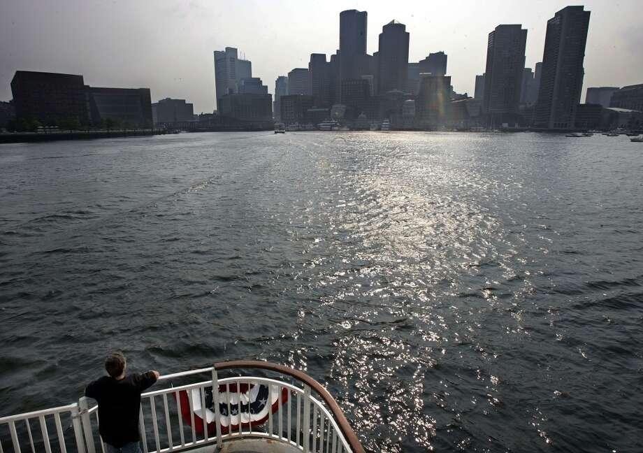 State: Massachusetts (19)Per capita consumption: 2.57 gallons Photo: CHITOSE SUZUKI, AP