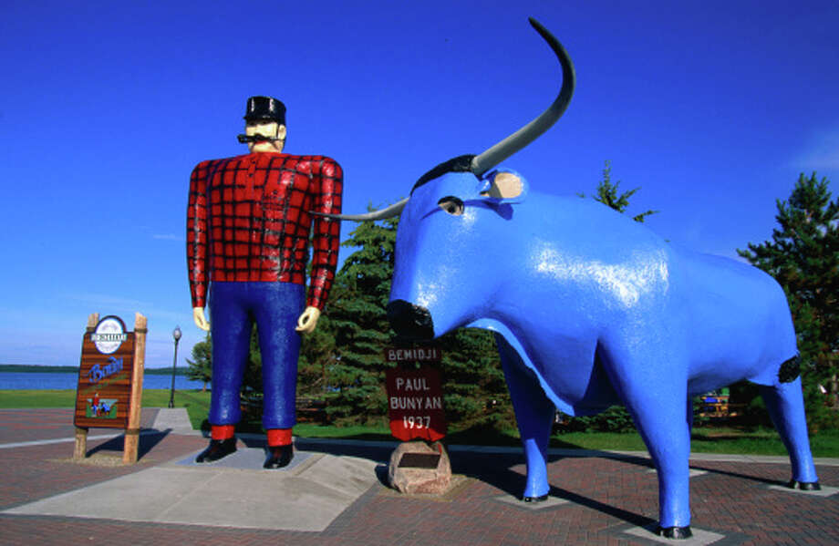 State: Minnesota (14)Per capita consumption: 2.7 gallons Photo: John Elk, Getty Images / Lonely Planet Images