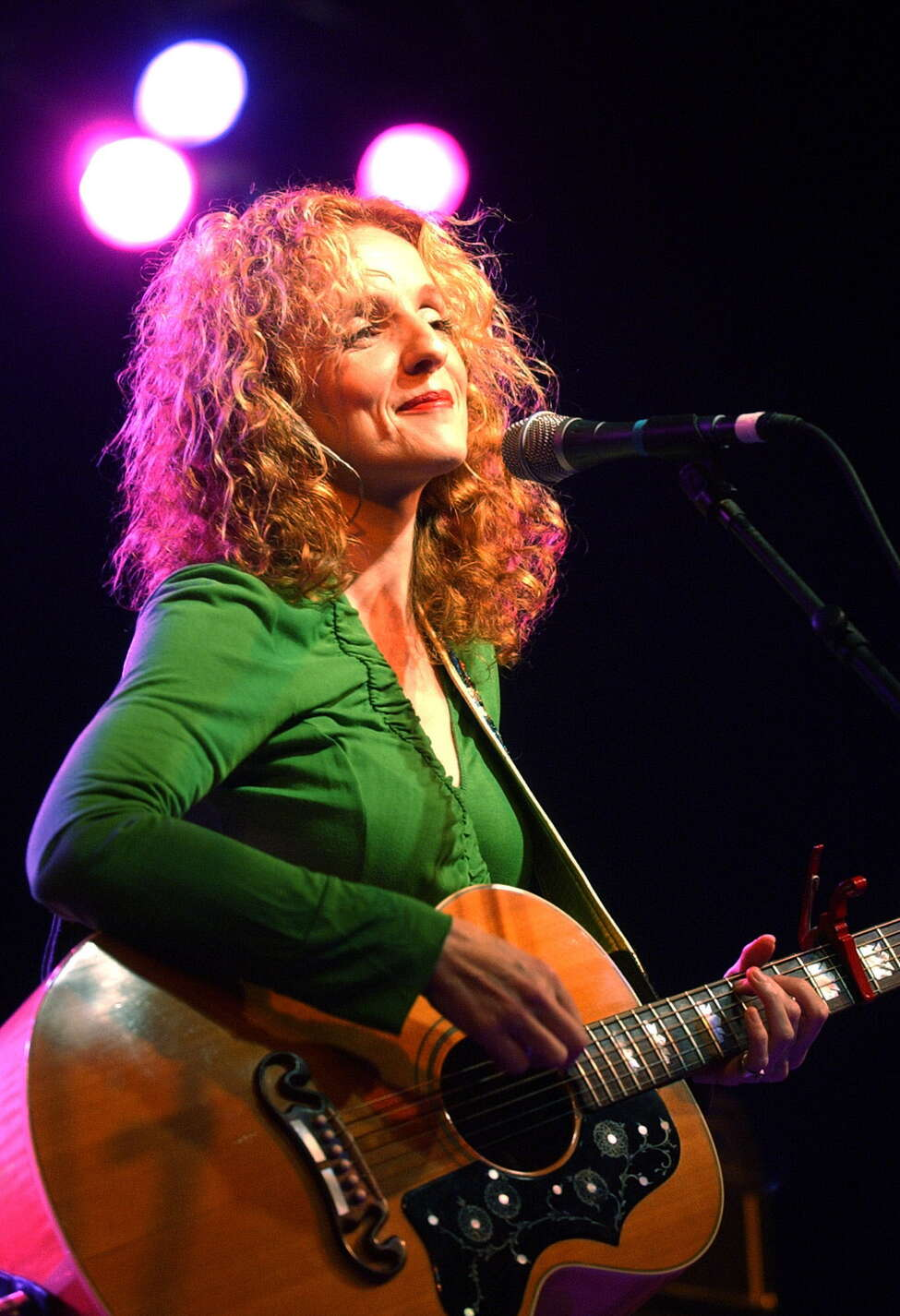 Singer-songwriter Patty Griffin will play the Troy Savings Bank Music Hall on Tuesday, Nov. 12.