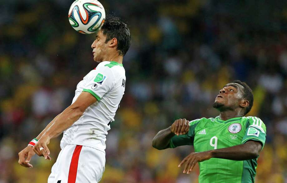 June 16Iran 0, Nigeria 0 Photo: Jon Super, Associated Press / AP