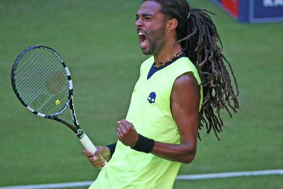 Dustin Brown beat No. 1 player Rafael Nadal at the Gerry Weber Open in Germany recently. Did Ken Hoffman's column give Brown a boost?