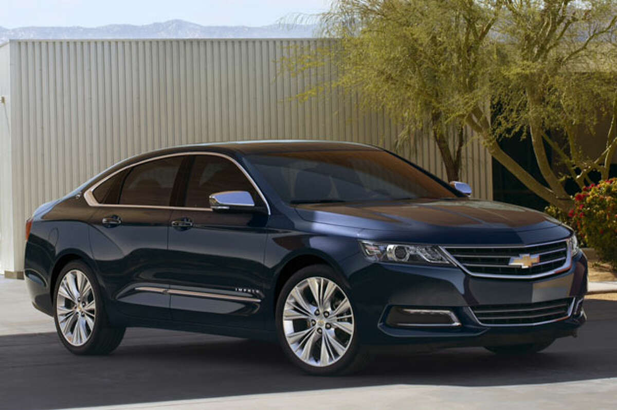 Chevrolet Impala Model year being recalled:2014 Number of vehicles being recalled:Part of 355 Reason for recall:Faulty transmission shift cable adjuster