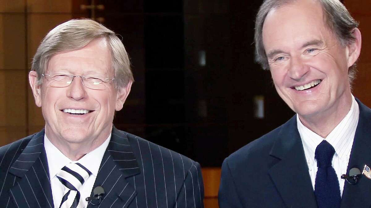 THE CASE AGAINST 8: Ted Olson, David Boies.