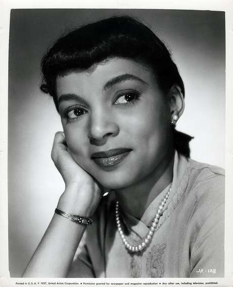 Actress Ruby Dee's life served as inspiration to many. Photo: John D. Kisch/Separate Cinema Ar, Getty Images