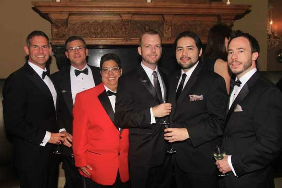 Kyle Hartman, Gil Horning, Cristina Martinez, Ryan Rushing, Javier Ramirez, Rob Higdon Photo: Chris Garza