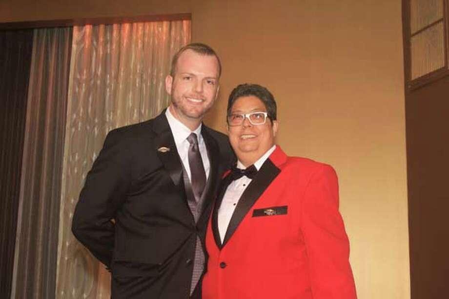 Ryan Rushing, Cristina Martinez Photo: Chris Garza