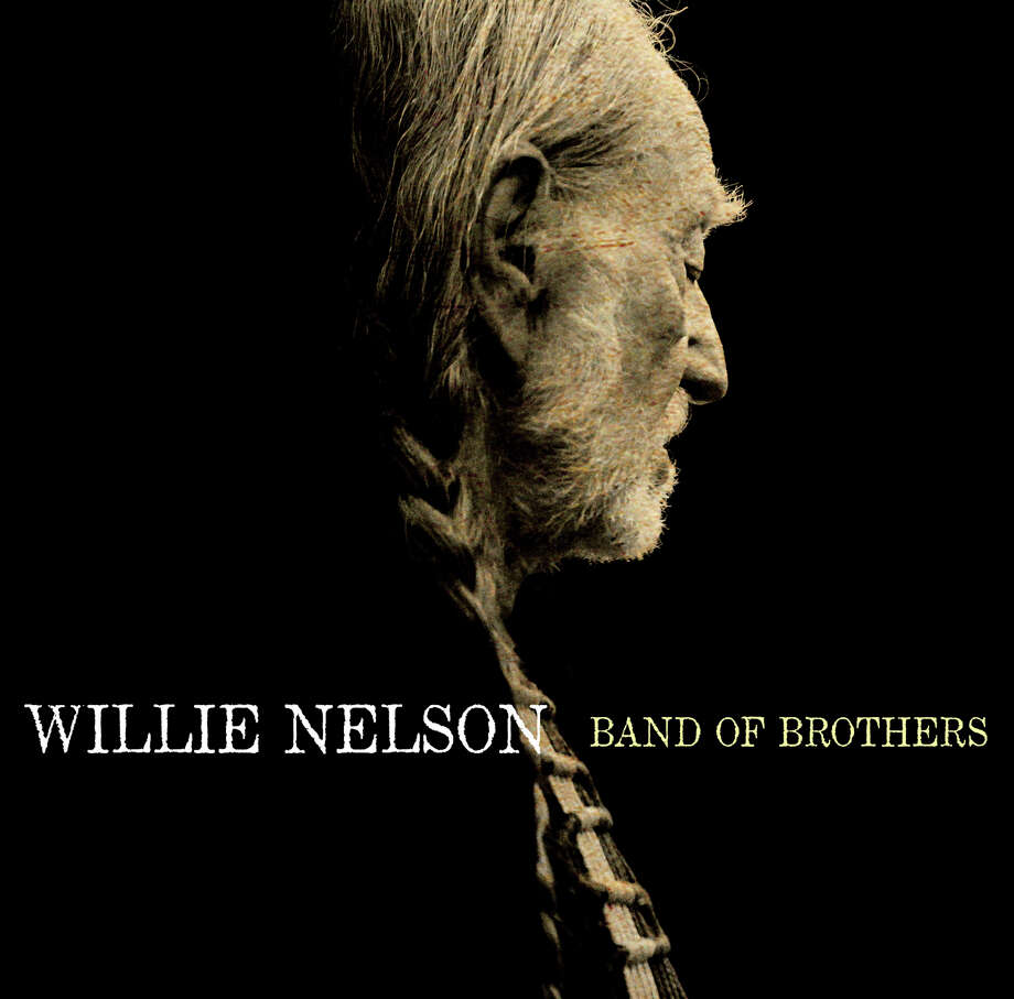 """This photo provided by Legacy Recordings shows the cover of Willie Nelson's album, """"Band of Brothers."""" Photo: Legacy Recordings, AP / Legacy Recordings"""