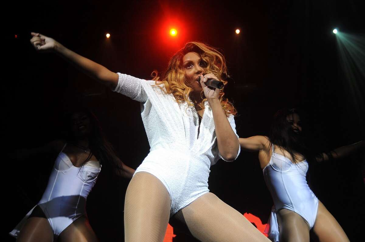 Tamar Braxton performs at the House of Blues Monday June 16, 2014.(Dave Rossman photo)