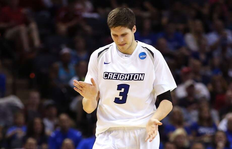 9. Charlotte – Doug McDermott, 6-8, F, Creighton  Teams don't draft based on need nearly as often as mock drafts indicate, but McDermott would be ideal for a team in need of perimeter shooting. Nik Stauskas will also be tempting and Dario Saric is a top 10 prospect. Photo: Ronald Martinez, Getty Images