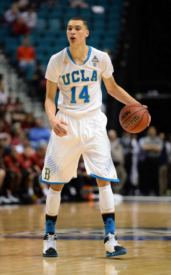 15. Atlanta – Zach LaVine, 6-6, G, UCLALaVine's impressive workouts have turned heads, but he remains difficult to forecast as a combo guard that struggled late in the season. His obvious talents and versatility could make him a great value pick in the middle of the round. Photo: Ethan Miller, Getty Images