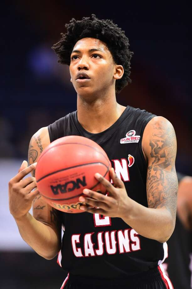 20. Toronto – Elfrid Payton, 6-4, G, Louisiana Lafayette  Payton has held his own in workouts with guards with considerably greater profiles, potentially moving him up several draft boards, and the Raptors could be looking for help at the point should Kyle Lowry or Greivis Vasquez move on as free agents. Photo: Michael Chang, Getty Images