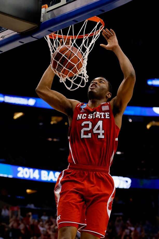 22. Memphis – T.J. Warren, 6-8, F, North Carolina State  If Warren lasts this long, he would seem a strong selection, especially for a team that could use his scoring ability. Photo: Kevin C. Cox, Getty Images
