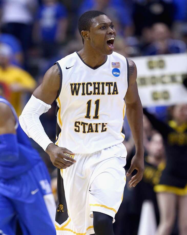 24. Charlotte – Cleanthony Early, 6-7, F, Wichita StateThe Bobcats could opt for more polished options defensively, but could believe that Steve Clifford would be able to help Early make the defensive transition to small forward and that he could give the production at the position the Bobcats need. Photo: Andy Lyons, Getty Images