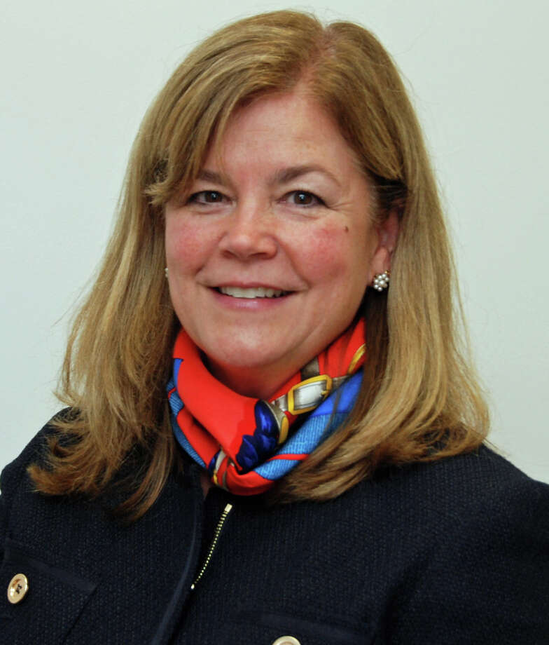 Christine Chivily, of New Canaan, was promoted to senior vice president, chief credit officer at Bankwell. Photo: Contributed Photo, Contributed / New Canaan News Contributed