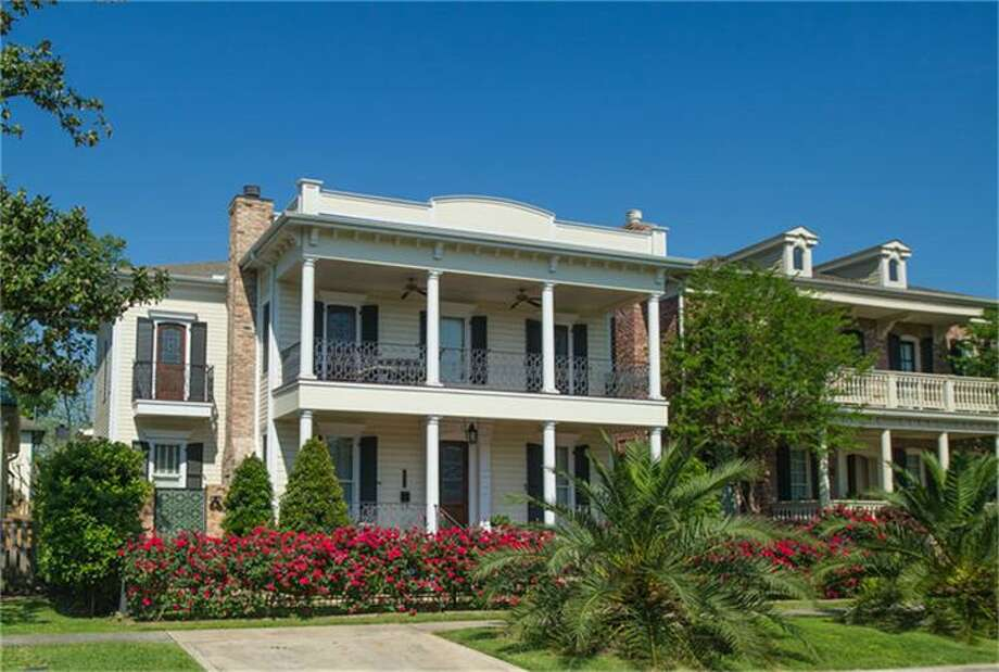 This beautiful Creole-designed home is an exceptional property in the Heights. Photo: Houston Association Of Realtors
