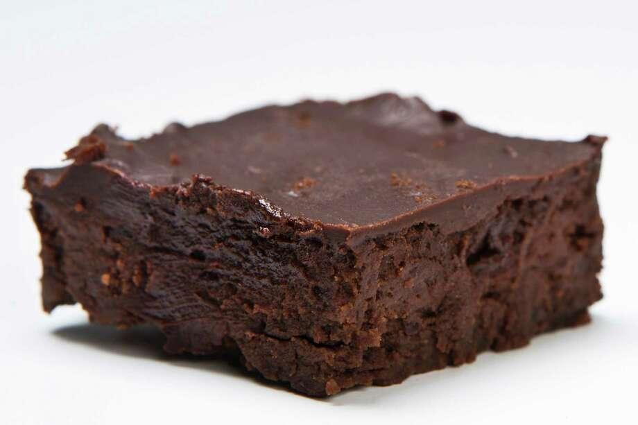 Black bean brownies Photo: Marie D. De Jesus, Staff / © 2014 Houston Chronicle