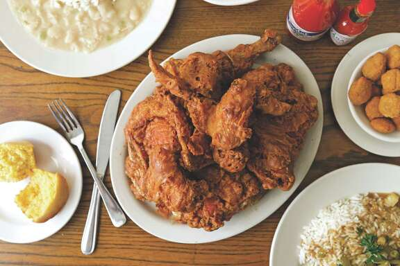 """Fried & True: More Than 50 Recipes for America's Best Fried Chicken and Sides,"" by Lee Brian Schrager with Adeena Sussman, includes Willie Mae's Fried Chicken and Fixings from Willie Mae's Scotch House in New Orleans."