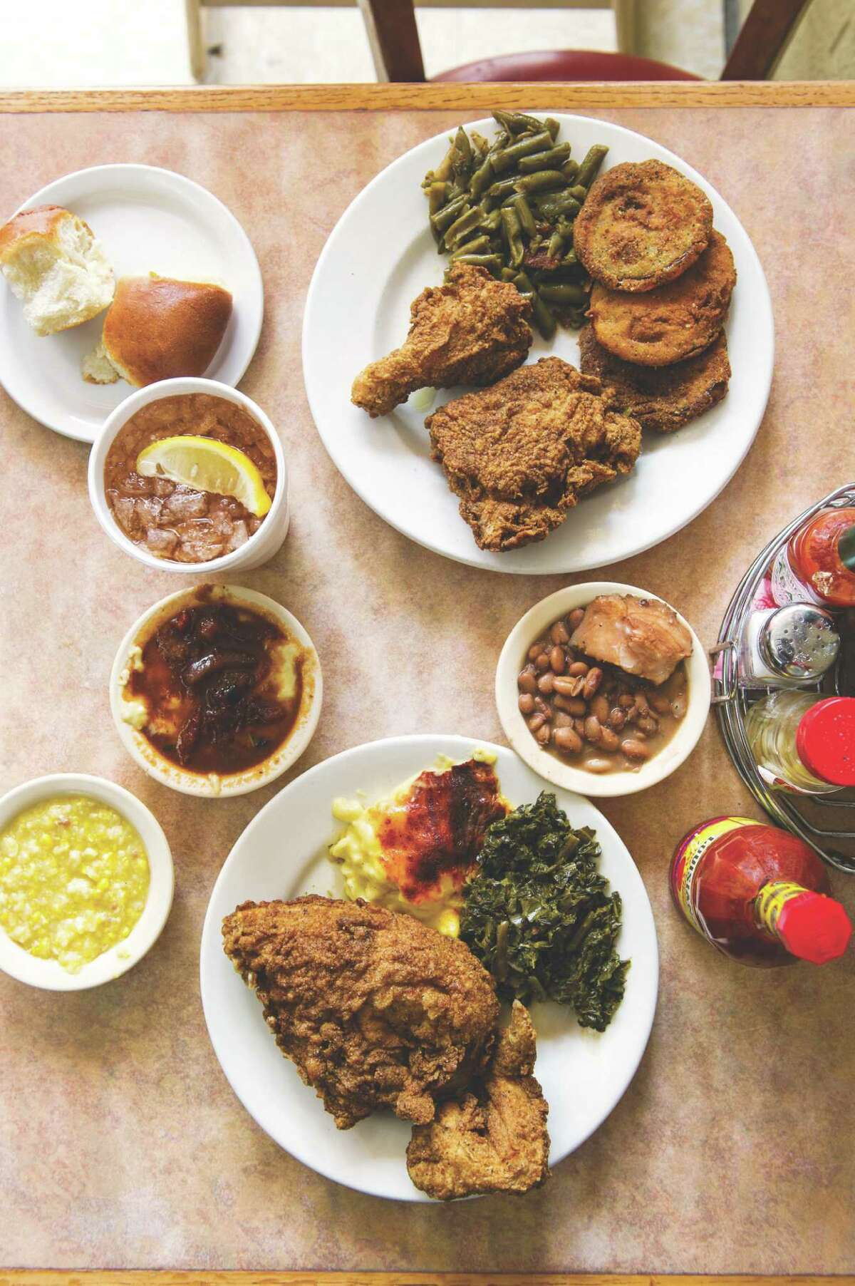 """Arnold's Country Kitchen Fried Chicken from Arnold's Country Chicken in Nashville, Tenn., from """"Fried & True: More Than 50 Recipes for America's Best Fried Chicken and Sides"""" by Lee Brian Schrager with Adeena Sussman (Clarkson Potter)."""