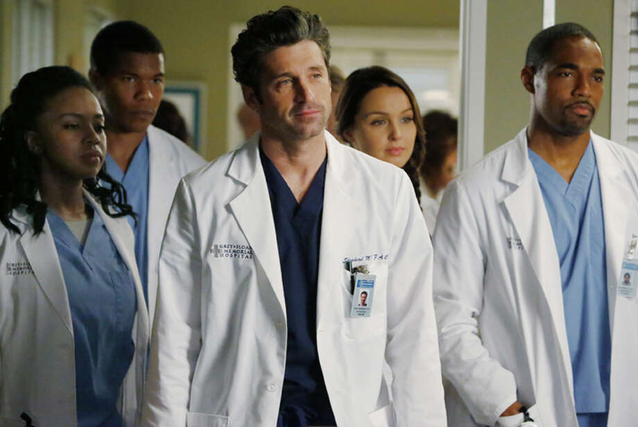 "ABC's ""Grey's Anatomy"": Dr. McDreamy and the gang have been saving fictional lives since 2005. Photo: Kelsey McNeal, Getty Images / 2014 American Broadcasting Companies, Inc."