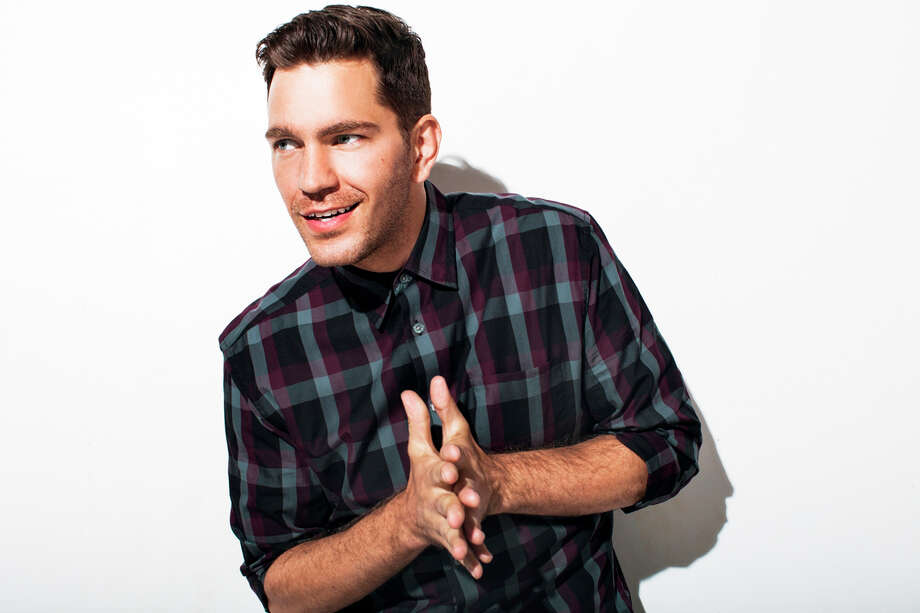 Andy Grammer Photo: Contributed Photo / Connecticut Post Contributed