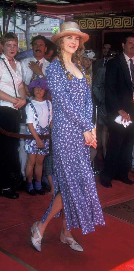 1993Nicole Kidman Photo: Barry King, Getty / WireImage