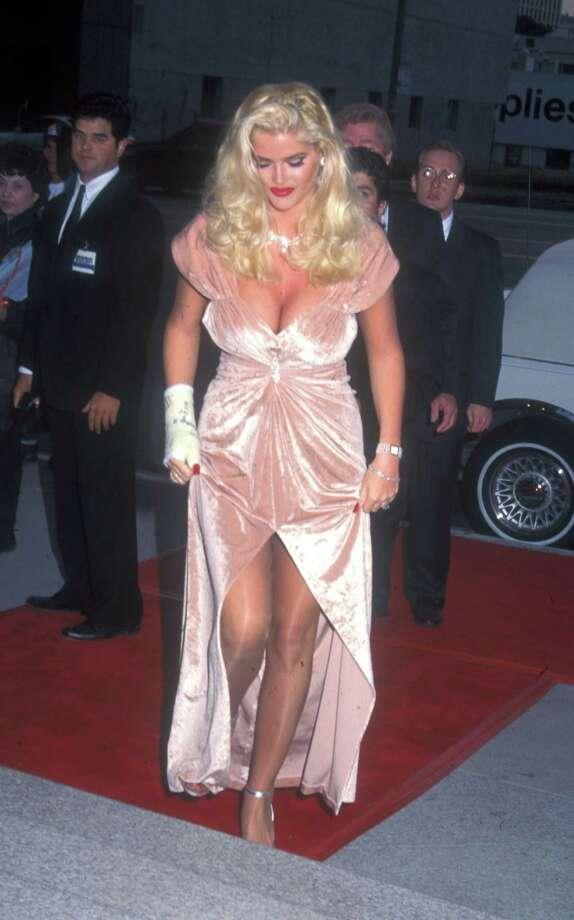 1995Anna Nicole Smith Photo: Barry King, Getty / WireImage