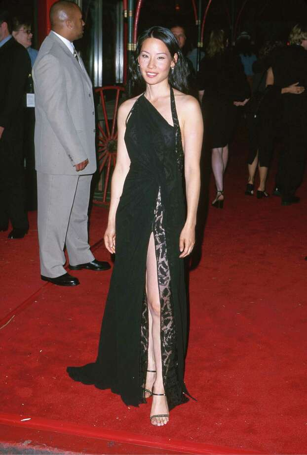 2000Lucy Liu during Shanghai Noon Premiere at Mann Chinese Theatre in Hollywood, California, United States.  Photo: SGranitz, Getty / WireImage
