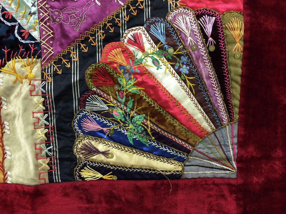 "Handmade quilts will be featured in a new show opening Saturday, June 28, at the Danbury Museum & Historical Society. The exhibit is called ""Quintessential Quilts: Piecing Together Danbury History."" Photo: Contributed Photo / The News-Times Contributed"