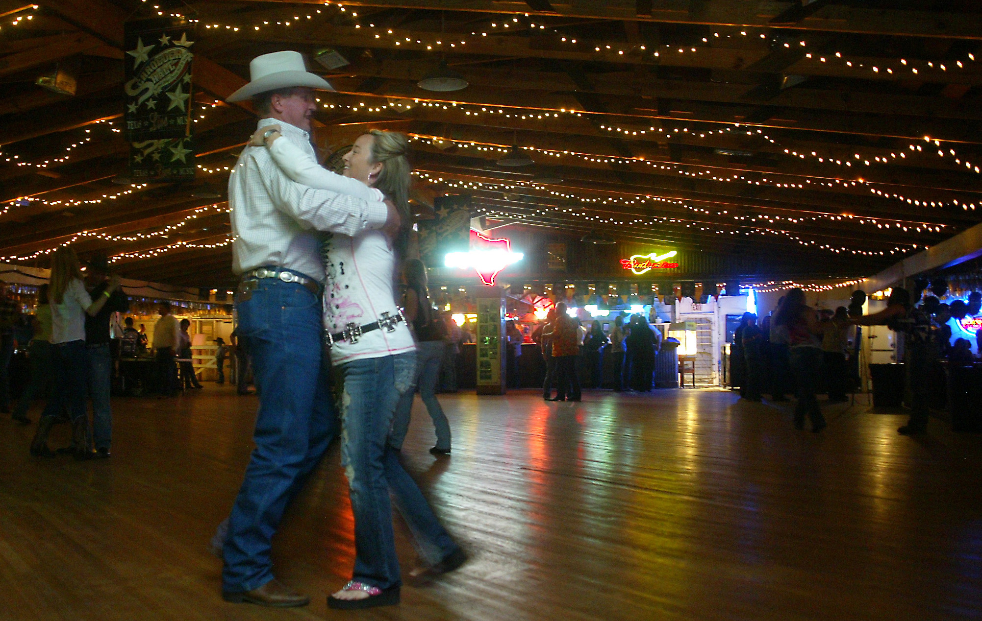 Nothing Is More Texan Than A Dance Hall Houston Chronicle