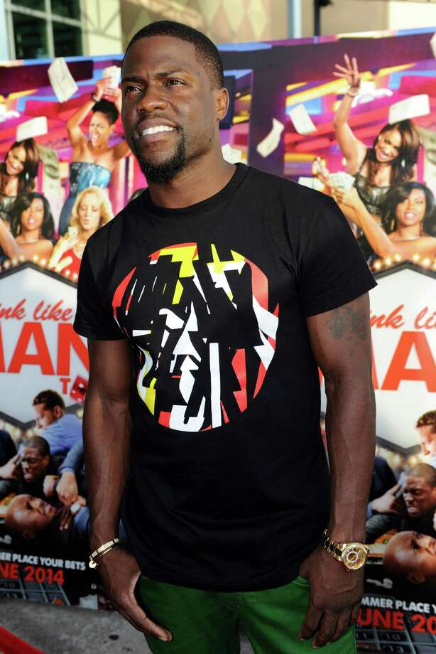 Kevin Hart  Photo: Eric Christian Smith, Stringer / 2014 Getty Images