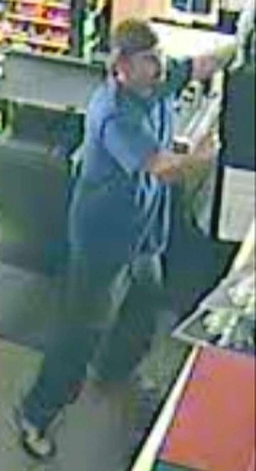 Police are seeking help from the public in identifying a man who stole cigarettes from two Dollar General stores. Photo: Courtesy Crime Stoppers