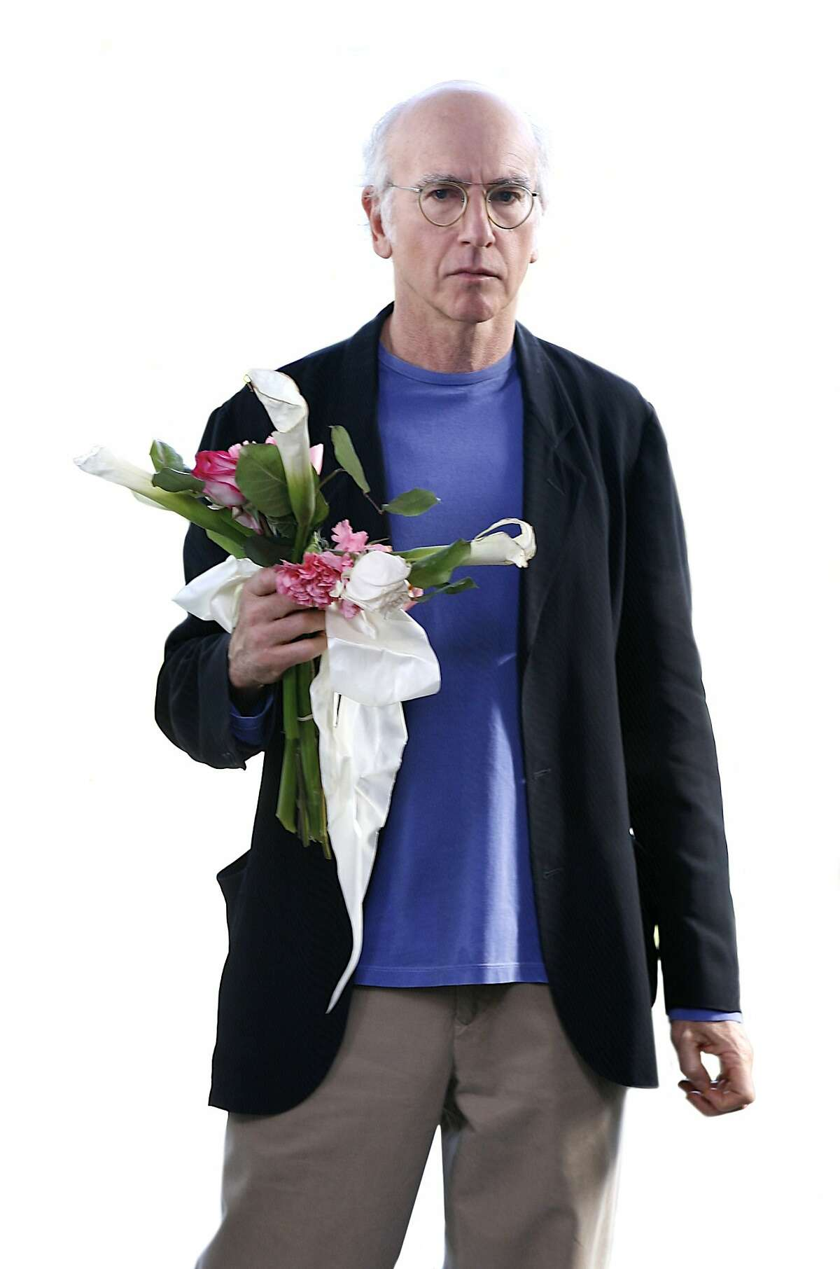 If Seinfeld is the poster child for normcore, Larry David is the godfather.