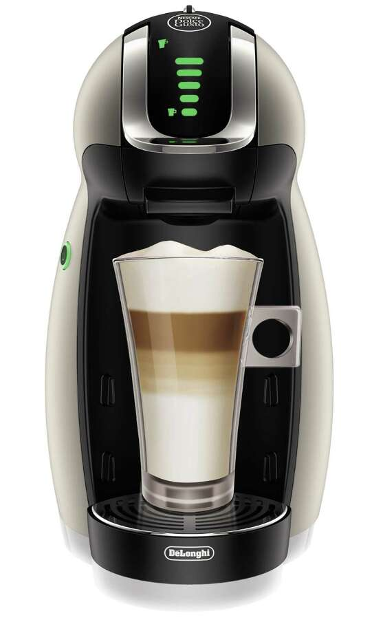 The Nescafé Dolce Gusto Genio brews cappuccino, among other drinks. Photo: Courtesy Photo