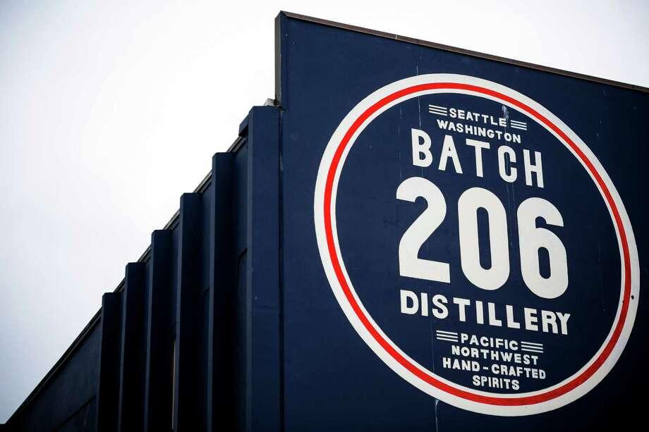 Batch 206, located at 1417 Elliott Avenue West. Keep clicking for a round-up of Seattle's local distilleries. Photo: JORDAN STEAD, Jordan Stead/seattlepi.com / SEATTLEPI.COM