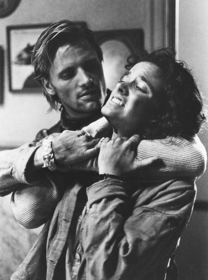 "The third movie in the franchise, ""Leatherface: The Texas Chainsaw Massacre III"" (1990) starred a before-he-was-famous Viggo Mortensen as bad guy Tex. Photo: New Line Cinema"