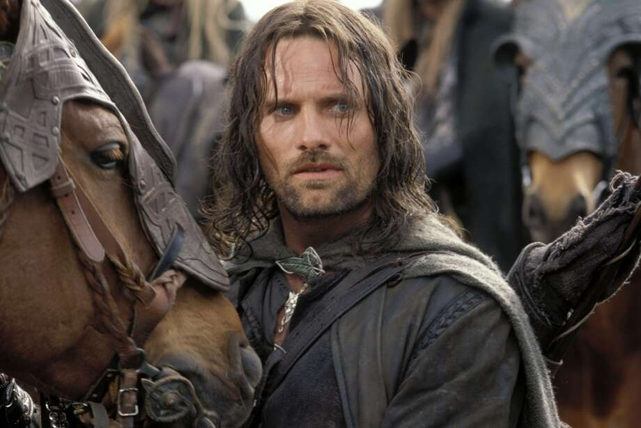 "He rocketed to superstardom as Aragorn in ""The Lord of the Rings"" trilogy. Photo: New Line Cinema"