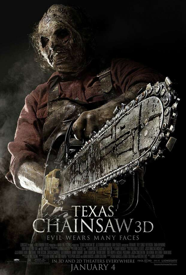 "In the latest franchise installment, ""Texas Chainsaw 3D"" (2013) ... Photo: Lionsgate"