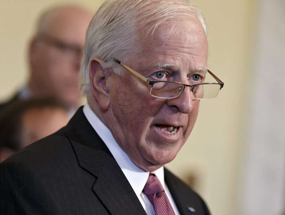 Rep. Mike Thompson, who leads a Demo cratic task force on gun violence has had little luck with Republicans. Photo: J. Scott Applewhite, Associated Press