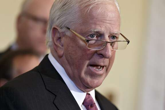 Rep. Mike Thompson, D-Calif., chairman of the Congressional Gun Violence Prevention Task Force, announces a bill designed to allow police to remove guns from the hands of the mentally ill and reduce gun violence while respecting the 2nd Amendment rights of law-abiding Americans, Friday, May 30, 2014, during a news conference on Capitol Hill in Washington4.  (AP Photo/J. Scott Applewhite)