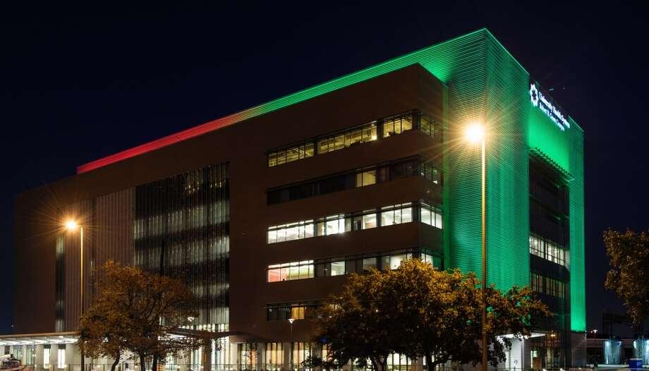 Robert B. Green Campus, 501 N. Leona St. Photo: Mark Greenberg, Courtesy